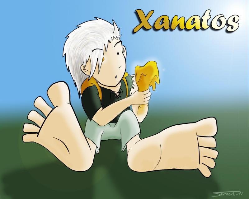 Xanatos, the character by santiagodn