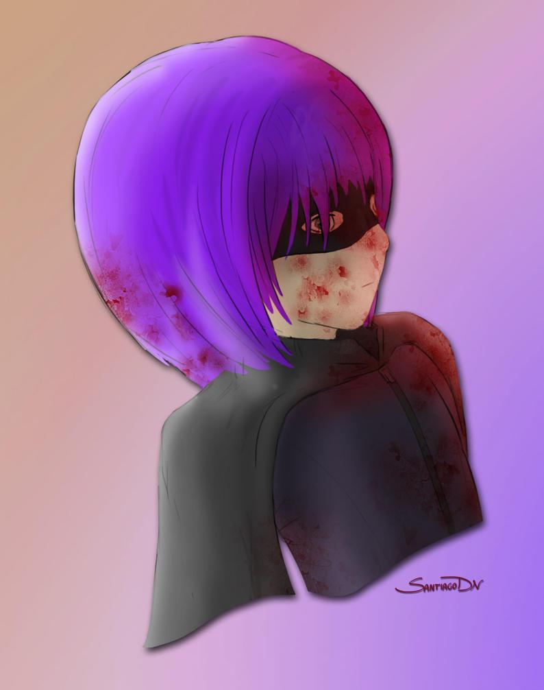 Hit Girl by santiagodn