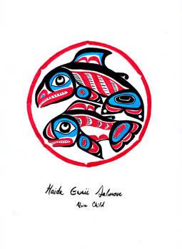 Haida Gwaii Salmon 2