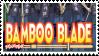Bamboo blade stamp by SimbaTheHuman