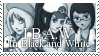 In Black and White stamp by SimbaTheHuman