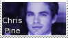 REQUEST: Chris Pine by SimbaTheHuman