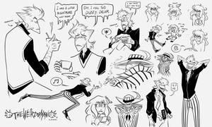 TWM ~ Weirdos Everywhere by Plyesdayk