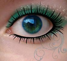 Fairy Eyes by OoOoO-Jamie-OoOoO