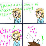 Faberry comic