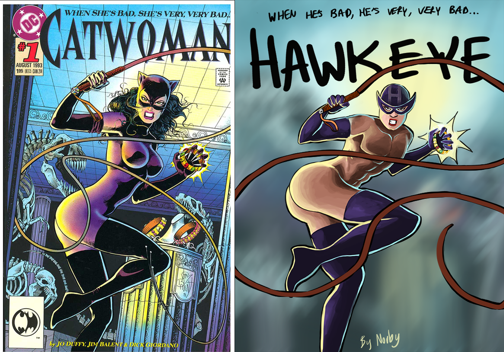 superhero cartoon sex