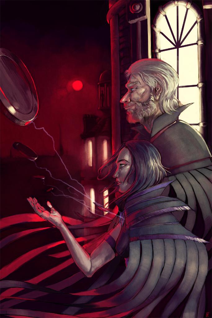 Mistborn by Frost-Vixen