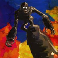 DSC Iron Giant by Hieloh