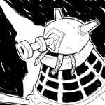 DSC Dalek by Hieloh