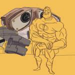 DSC WALL-E