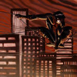 Nightwing by Hieloh