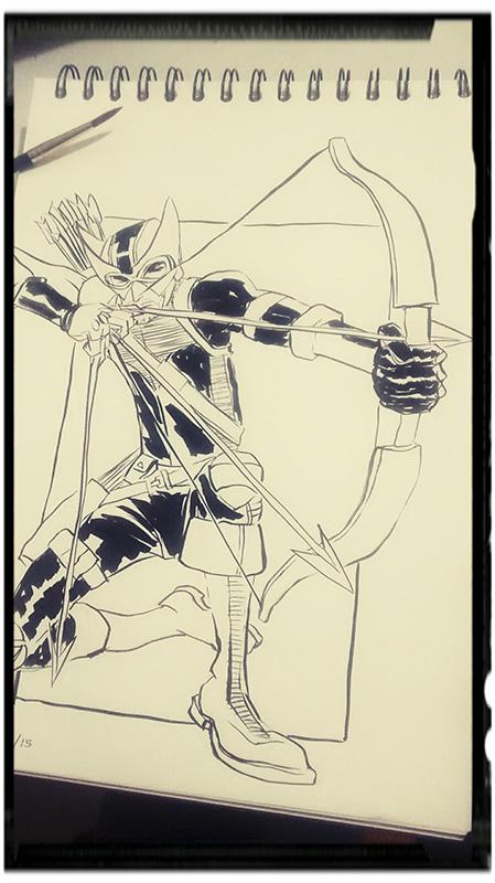 DSC Hawkeye by Hieloh