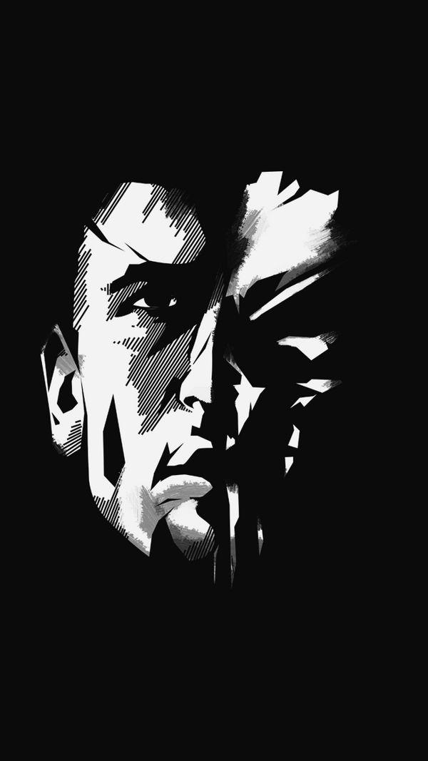The Punisher | Frank Castle [Phone Wallpaper] by Samuelzadames ...