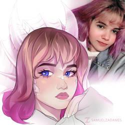Fantasy Portrait II
