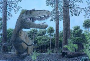 Gorgosaurus by Frank-Lode