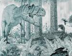 Allosaurus.