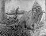 Gorgosaurus family.