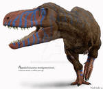 Appalachiosaurus montgomeriensis.