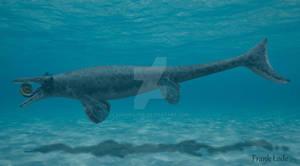 Tylosaurus.