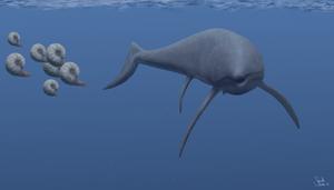 Shastasaurus.
