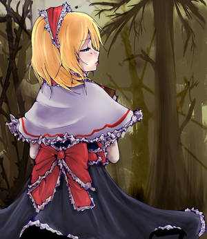 -Touhou- Alice in the woods