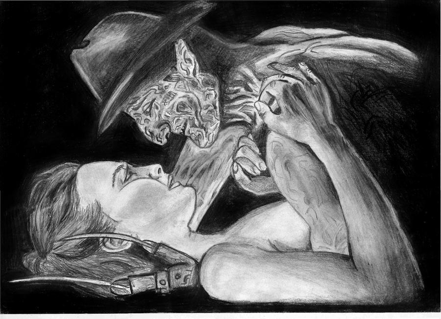 Freddy like a lover by dzuliusz