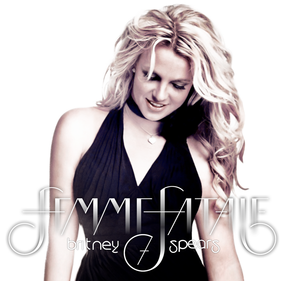 Britney Spears Femme Fatale by soso9123 on DeviantArt