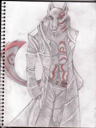 The hunter Ezekiel