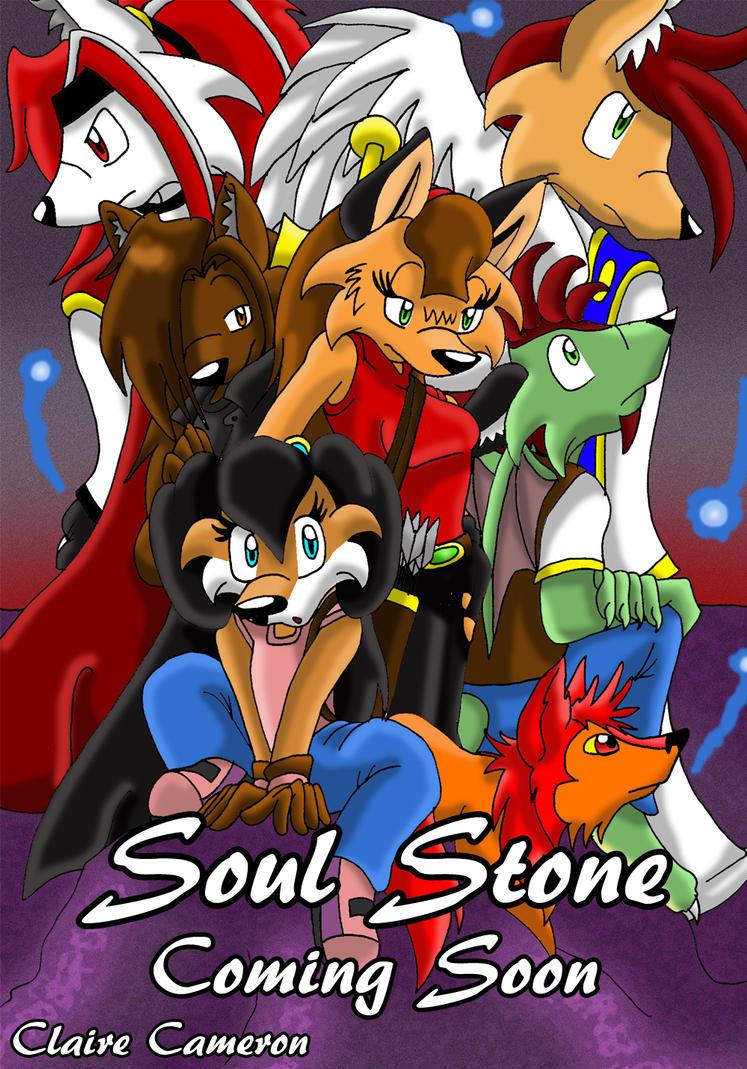 Soul Stone Preview by Vixen-T-Fox