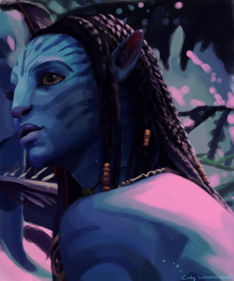 Neytiri Avatar: Avatar 2 By KasumiTan On DeviantArt
