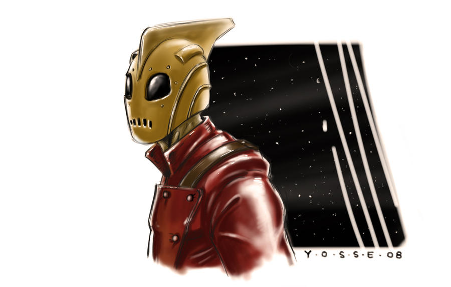 Rocketeer by yosse