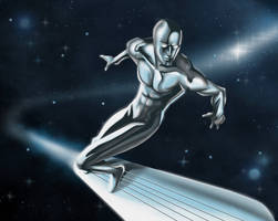 Silver Surfer by Kalisto-ka