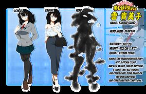 [BNHA OC] Kimiko