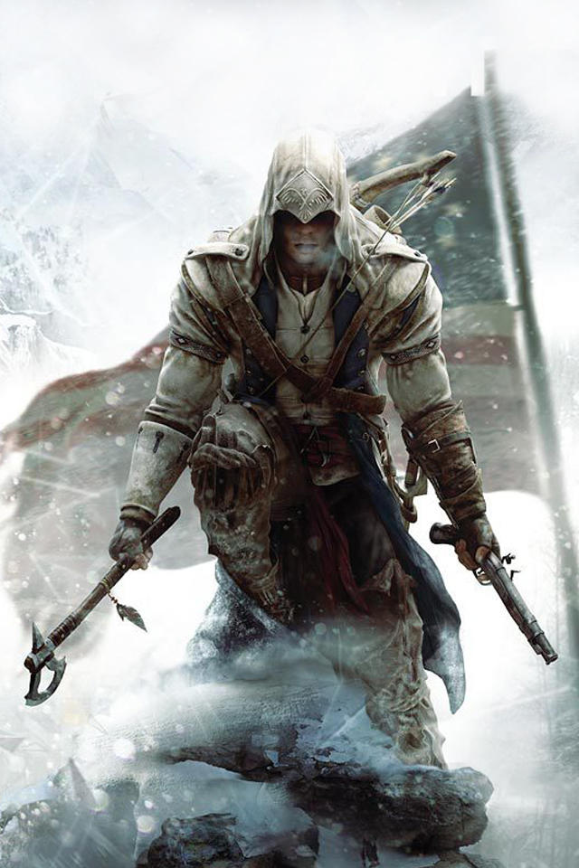 Assassin S Creed 3 Iphone 4s Wallpapers By Janaka86 On Deviantart