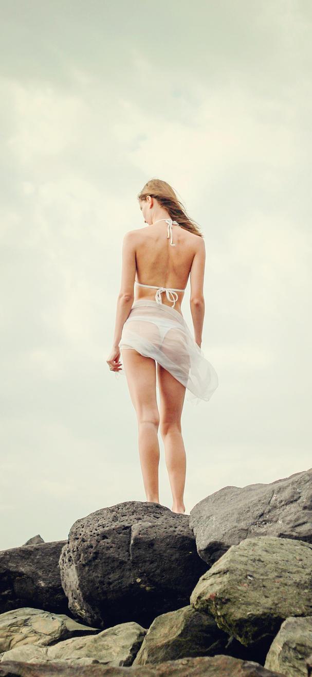 summer-sexy-bikini-girl-sea-iphone-x-wallpaperjanaka86 on deviantart