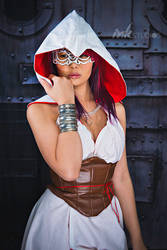 Female Assassin's Creed