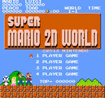 Super Mario 2D World