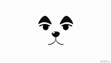 Minimal Crossing - K.K. Slider by jotaauvei