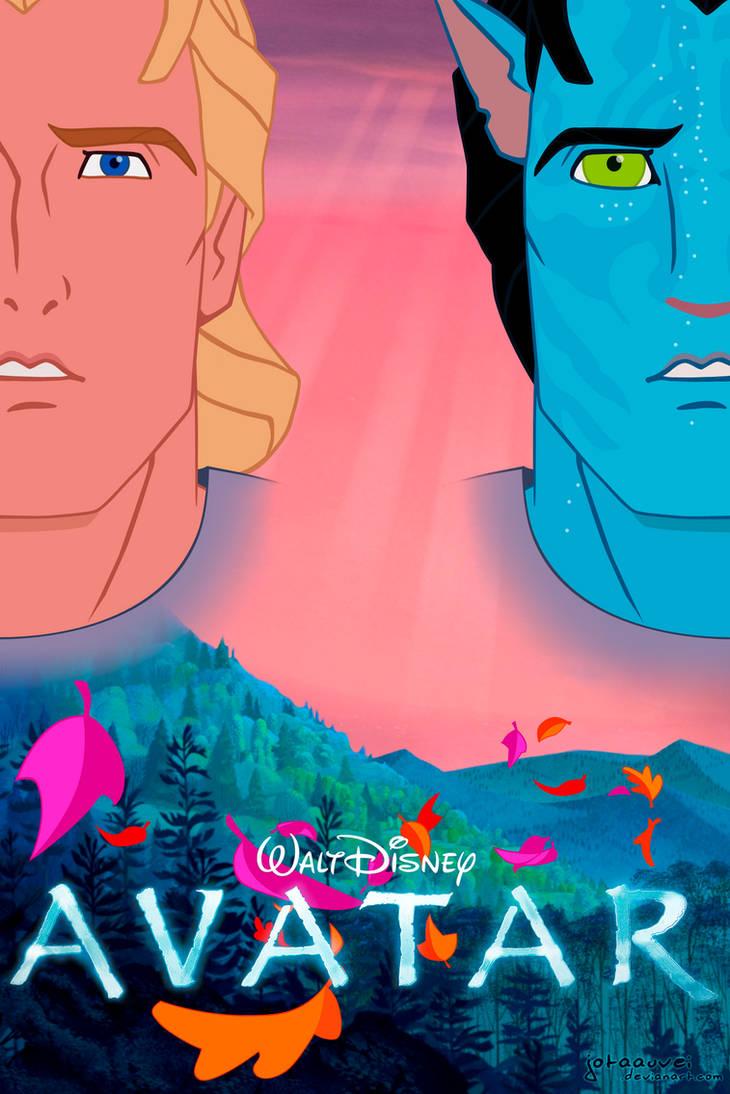 Disney's AVATAR Remake by jotaauvei