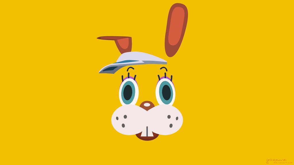 Minimal Crossing - Zipper T. Bunny by jotaauvei