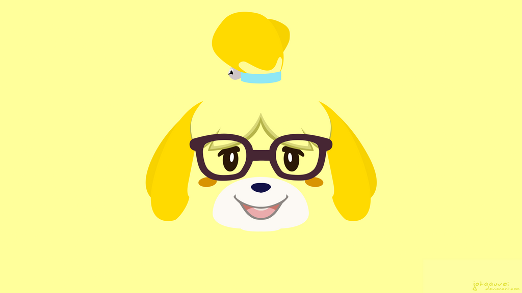 how to draw isabelle animal crossing