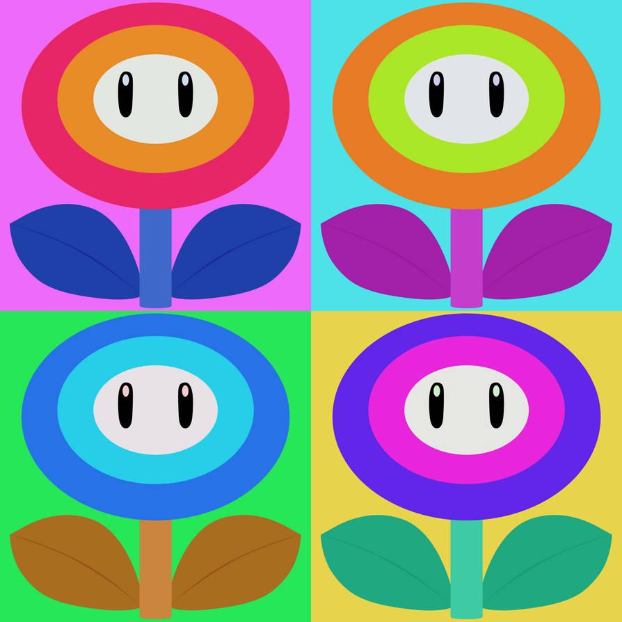 Pop Flower by jotaauvei
