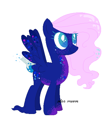 nebula galaxynite by LazyStar18