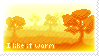 Summer stamp by Werxzy