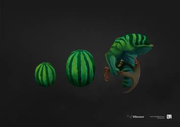 Tidehunter Evolution by cedalcalde