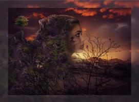 Surrealism Manipulation Photoshop by moniabrozkova
