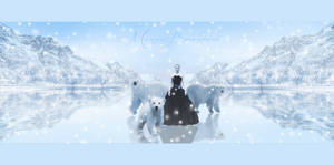 Winter Queen by moniabrozkova