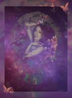 Lady Butterfly... by moniabrozkova