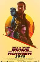 Blade Runner 2049 Poster by OPsFX