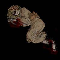 [E.C.] Rin Miroku death... by Matryoshka-Ruth